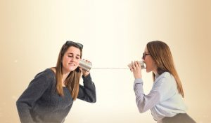 Discovering active listening