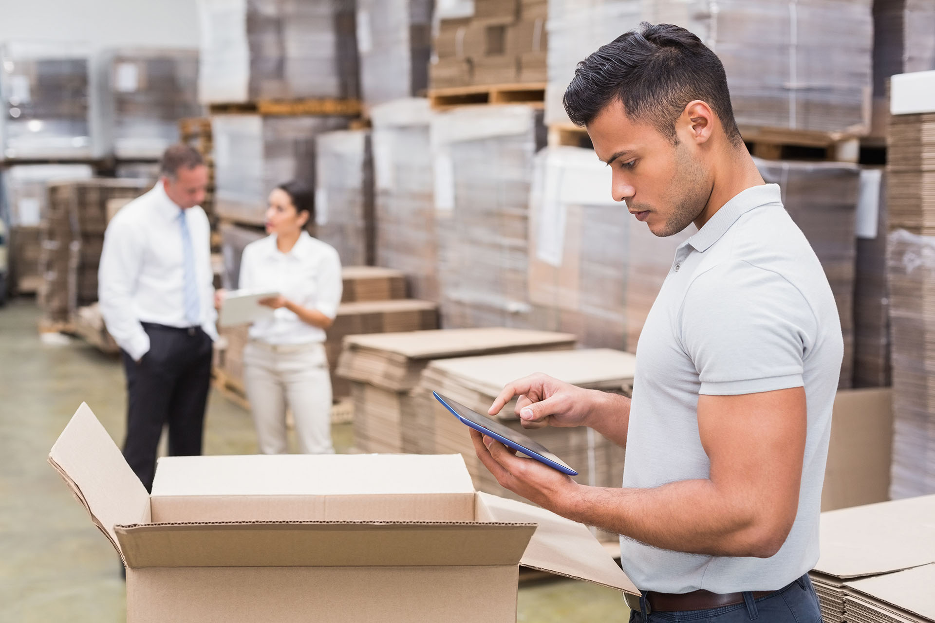 Warehouse & Stores Management