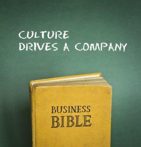 Culture drives a company