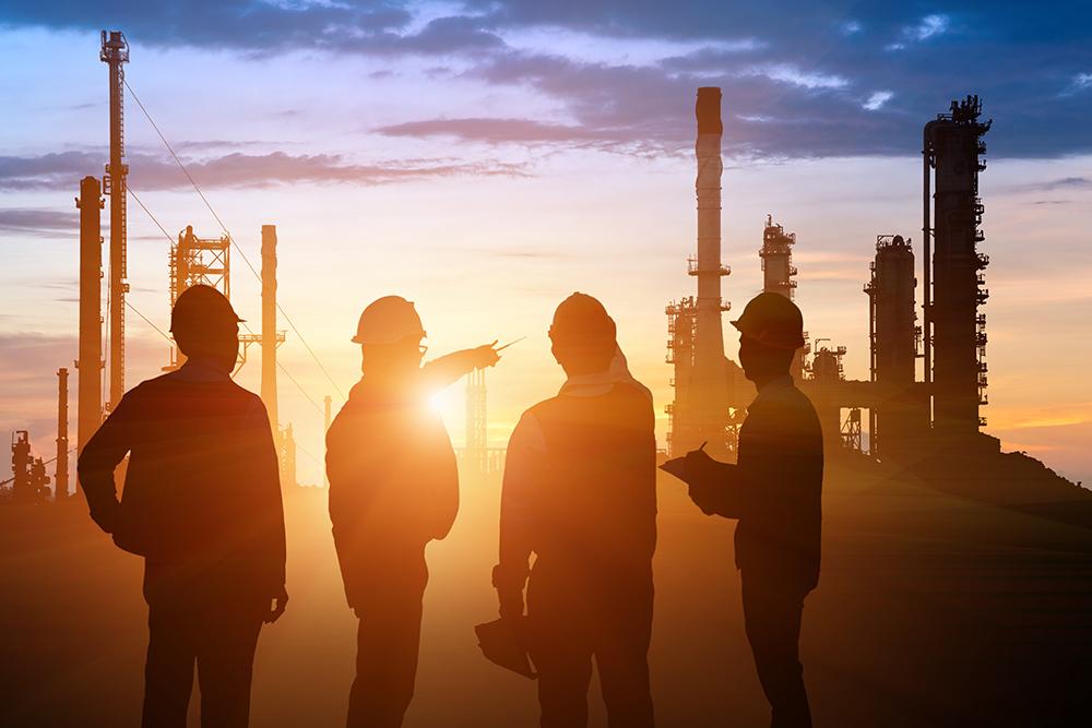 Oil & Gas Platform Supervisory Programme