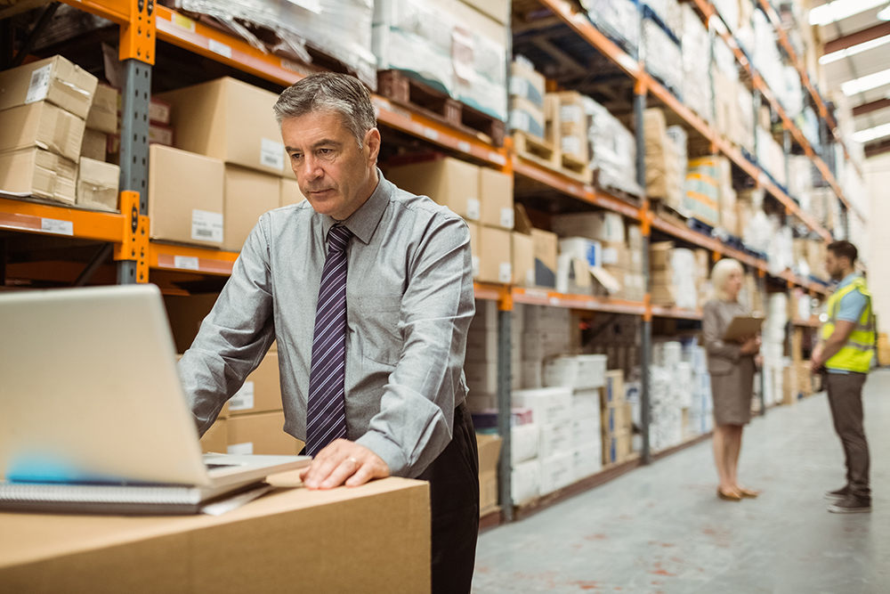 Inventory & Stock Control Management