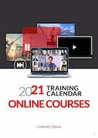 2021 Online Training Courses